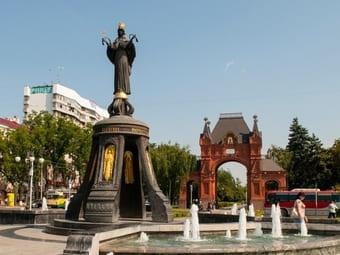 Краснодарский край и Адыгея